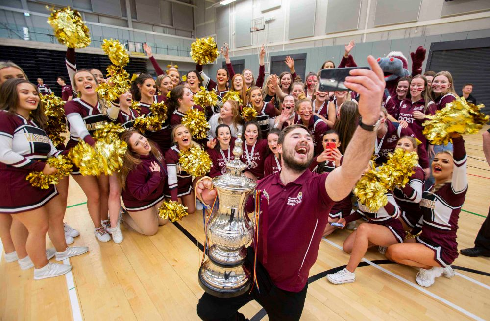 Glasgow Taxi Cup Strathclyde University